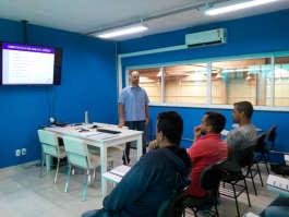 Plataformas Aéreas: Cunzolo realiza treinamento e capacitação para clientes