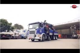 Os guindastes nas operações de movimentação de carga