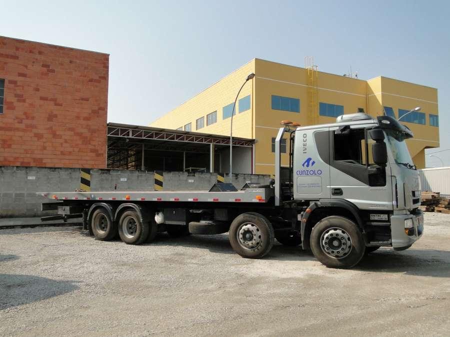 Caminhão Plataforma Pai -15000 - Transporte Pesado