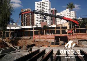 Montagem de Vigas com Guindaste em Campinas - SP