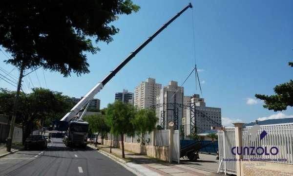Içamento de Peça em São José dos Campos - SP