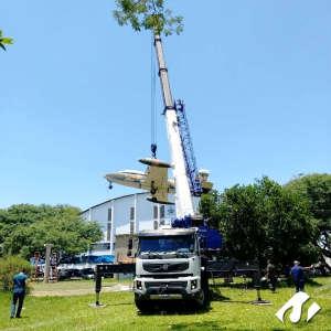 Içamento e Transporte de avião em São José dos Campos - SP.